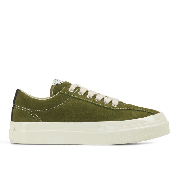 Dellow Suede Military