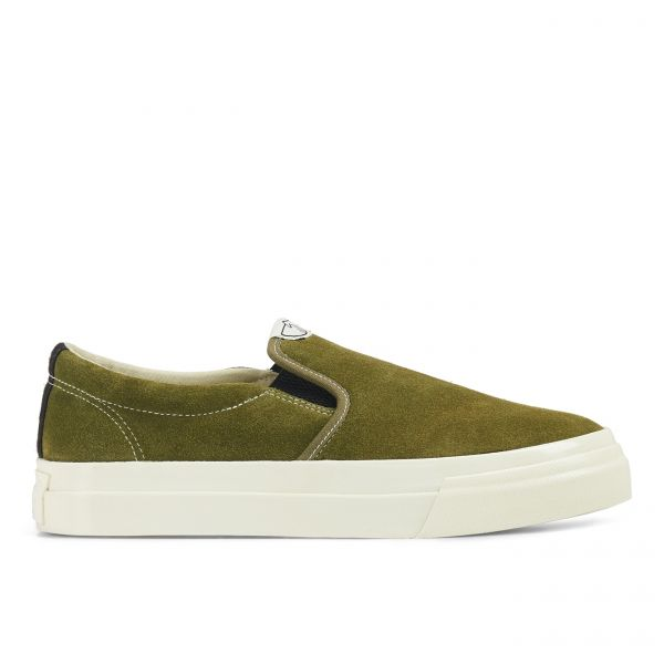 Lister Suede Military