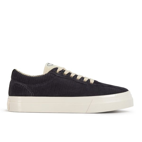 Stepney Workers Club Unisex Trainers Dellow Grand Cord Smoke Side