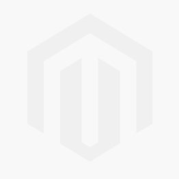 Unisex Stepney Workers Club Dellow Trophy Crack Leather White Sneaker Three Quarter