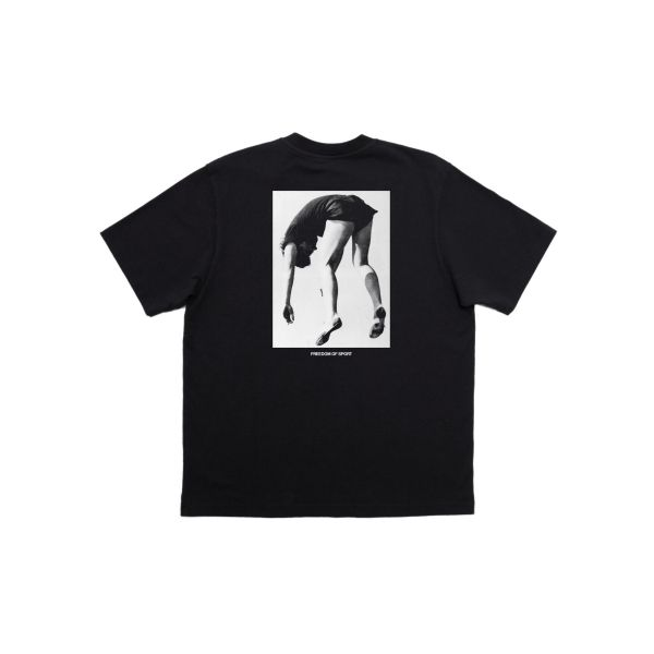 Stepney Workers Club Field T-shirt Black Back