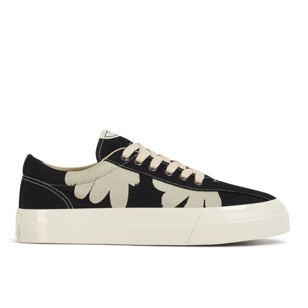 Stepney Workers Club Unisex Trainers Dellow Shroom Hands Black Side