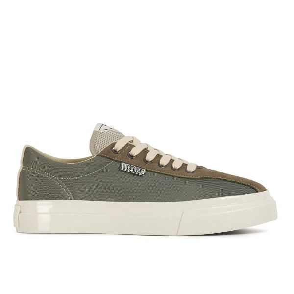 Stepney Workers Club Unisex Trainers Dellow Track Nylon II Silver Side