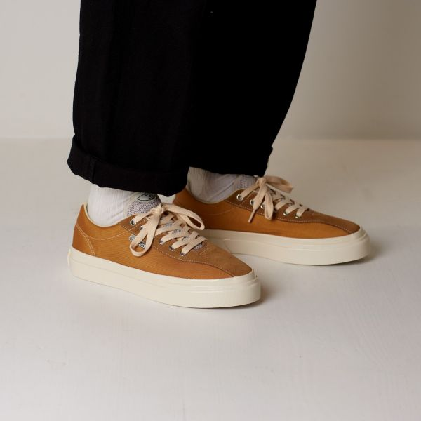 Stepney Workers Club Unisex Trainers Dellow Track Nylon II Gold Lifestyle