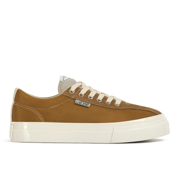 Stepney Workers Club Unisex Trainers Dellow Track Nylon II Gold Side