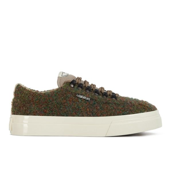 Stepney Workers Club Unisex Trainers Dellow Ramble Boucle Meadow Side