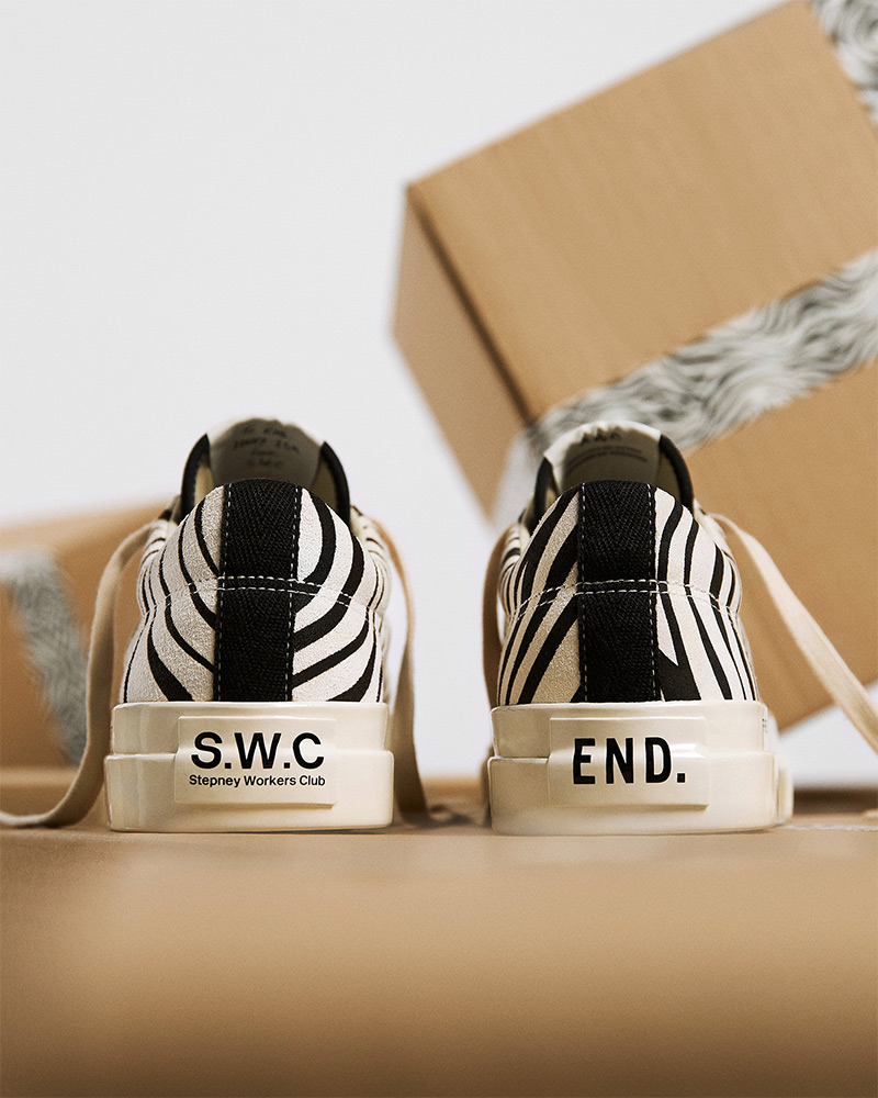 S.W.C & END. Clothing | 15th Anniversary